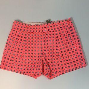 J. Crew Shorts NWT size 0